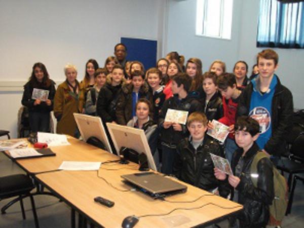 Collège Brizeux Quimper