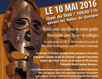 Commémoration du 10 mai à Quimper