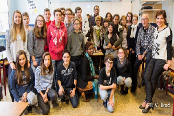 Collège Charles de Foucault Brest