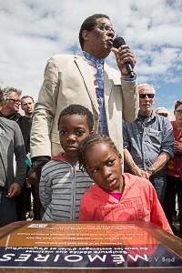 Inauguration 10 mai 2015 à Brest